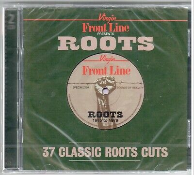 Front Line Presents Roots NEW 2XCD Big Youth,Gregory Isaacs, U Roy,Gladiators + • 6.50£