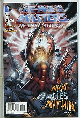 $2 • Buy He-Man And The Masters Of The Universe 2013 Series # 8 Very Fine Comic Book