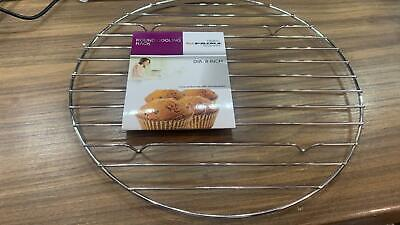 Oblong Chrome Non Stick  Cooling Rack Cake Cookie Muffin Pastry Bakeware • 6.99£