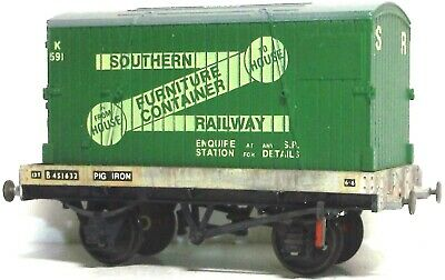 Excellent Kit Built Lowfit Wagon With Sr Furniture Container Load • 13.99£