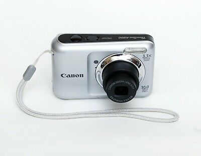 Canon PowerShot A800 Infrared Converted IR 760nm Digital Camera Custom Firmware • 52.99£