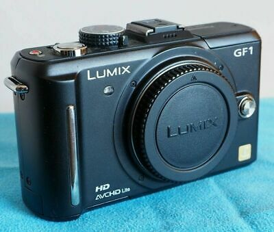 Panasonic GF1 720nm Infra Red Converted Camera Body • 145£