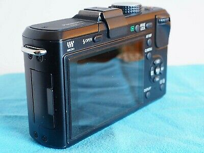 Panasonic GF1 Converted To FULL SPECTRUM FOR Infra Red Converted Camera Body • 145£