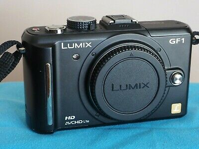 Panasonic GF1 Camera Body Converted To 830nm For Infra Red Photography • 145£