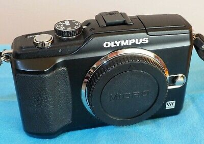 Olympus E-PL2 Camera Converted To FULL SPECTRUM For Infra Red Photography • 155£