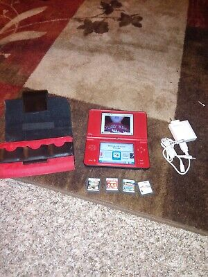 $80.99 • Buy Super Mario Bros Nintendo Dsi Xl With Mari Kart And Other Games!