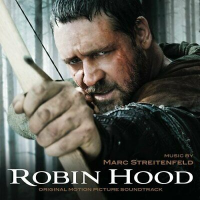 Soundtrack-robin Hood Cd New • 13.53£