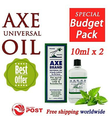 $6.99 • Buy AXE BRAND Universal Oil Home First Aid Headache Pain Insect Bites Colic Relief