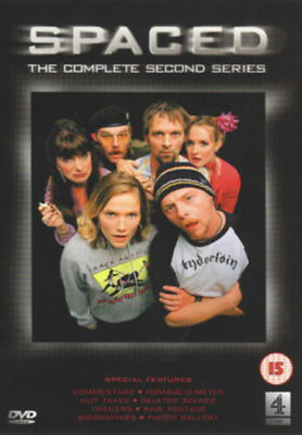 Spaced: Complete Series 2 DVD (2002) Simon Pegg • 1.92£