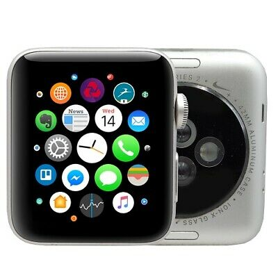 $ CDN170.08 • Buy Apple Watch Series 2 - Nike, 42MM, Aluminum, GPS, Silver (C) - Watch Only