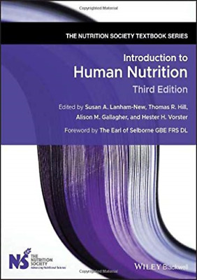£62.62 • Buy Lanham-New-Introduction To Human Nutrition 3e BOOK NEW