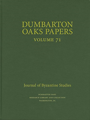 Boeck-Dumbarton Oaks Papers BOOKH NEW • 140.77£