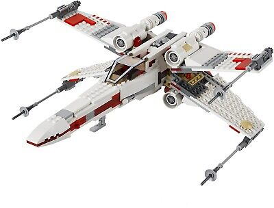AU100 • Buy Lego 9493 Star Wars - X-Wing Fighter NO MINIFIGS