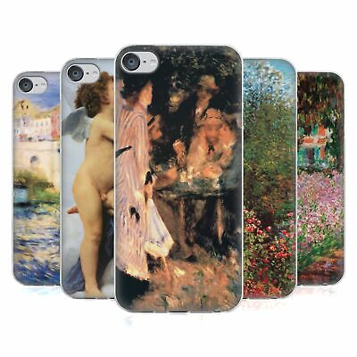 £14.64 • Buy OFFICIAL MASTERS COLLECTION PAINTINGS 1 GEL CASE FOR APPLE IPOD TOUCH MP3