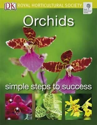 £8.53 • Buy Orchids By Royal Horticultural Society (DK Rights) (DK IPL) 9781405348843