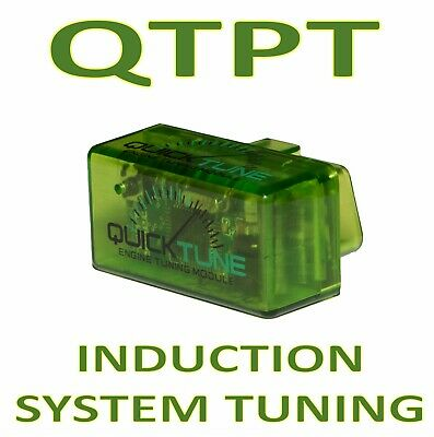 $57.95 • Buy Qtpt Fits 2004 Cadillac Srx 4.6l Gas Induction System Performance Chip Tuner