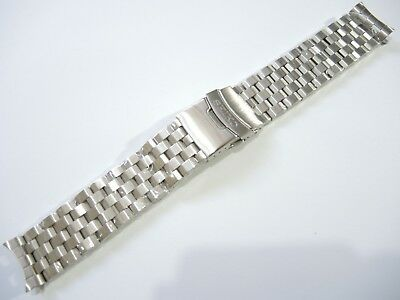 $ CDN63.58 • Buy New 22mm  Super Engineer  Bracelet Solid Fits Seiko Diver's 7002,7s26 (skx007)