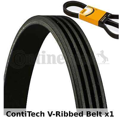 AU23.49 • Buy ContiTech V-Ribbed Belt - 4PK1237 , 4 Ribs - Fan Belt Alternator, Drive Belt