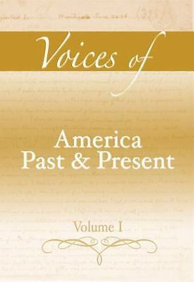 $6.16 • Buy Voices Of America Past And Present, Volume I