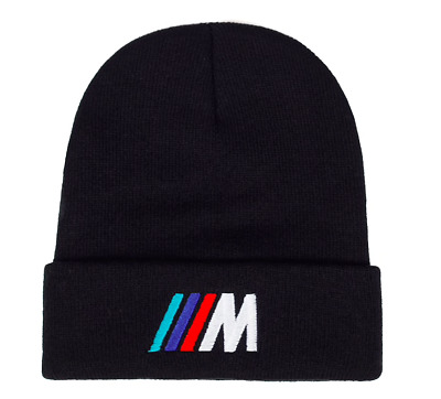 $12.41 • Buy 2020 New M-POWER Genuine Collection Emblem Logo Official Hat Beanies