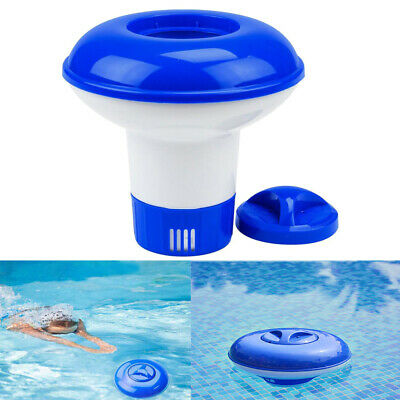 Automatic Chlorine Pill Chemical Tablet Floating Dispenser For Swimming Pool • 5.99£