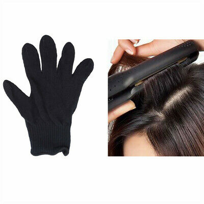 £2.54 • Buy Pair Heat Proof Resistant Protective Gloves Hair Styling Hairdressing Tool YW