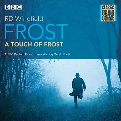 Frost: A Touch Of Frost Classic Radio Crime By R D Wingfield 9781785297076 • 10.81£
