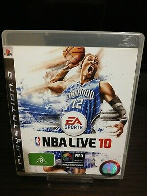 AU80 • Buy NBA Live 10 - Playstation 3 PS3 (PAL) - **COMPLETE** - FAST POST!