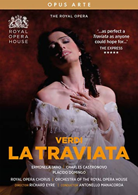 Verdi:la Traviata Dvd New • 24.32£