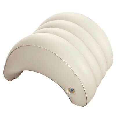 $14.99 • Buy Intex PureSpa Hot Tub Removable Inflatable Lounge Headrest Pillow Spa Accessory