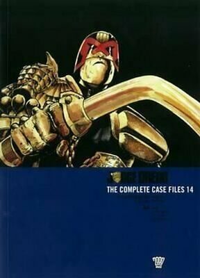 Judge Dredd: The Complete Case Files 14 By John Wagner 9781906735296 | Brand New • 15.21£