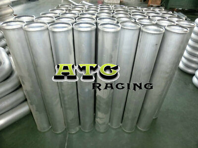 AU28 • Buy 4  Inch 102mm Aluminum Pipe Intercooler Straight Pipe Turbo Hose L=600mm