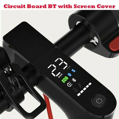 $22.99 • Buy Electric Scooter Dashboard Circuit Board W/ Screen Cover For Xiaomi M365 Pro US