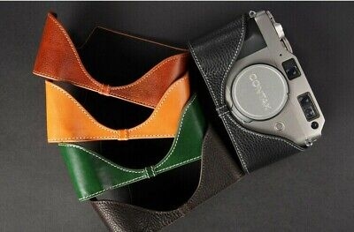 $ CDN88.21 • Buy Leather Half Case For Contax G2 (choice Of Colours) - BRAND NEW