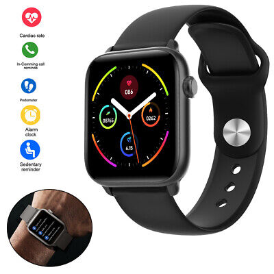 $ CDN40.23 • Buy 2020 New Bluetooth Smart Watch Fitness Tracker Pedometer Fits For Android IOS