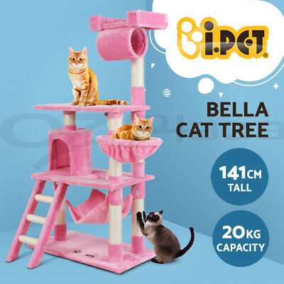 AU99.90 • Buy I.Pet Cat Tree Trees Scratching Post Scratcher Tower Condo House Furniture Wood