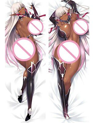 Anime Body Pillow Cover Case Hgamecn Sexy Girl Hugging Dakimakura Otaku • 12.49£