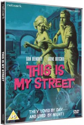 Ian Hendry, June Ritchie-This Is My Street DVD NEW • 7.94£