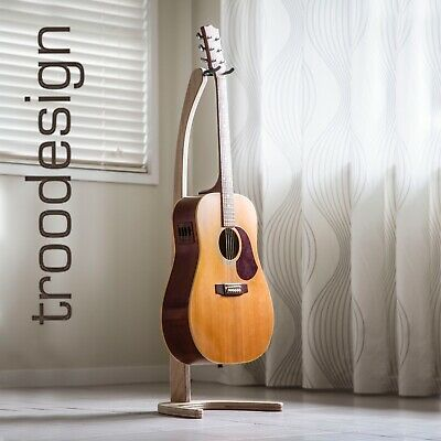 AU154.99 • Buy Guitar Stand - Wooden Free Standing