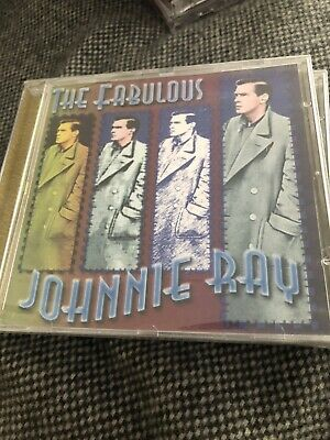 £5.39 • Buy JOHNNIE RAY  The Fabulous Johnnie Ray  REXX 101 [CD] New Sealed