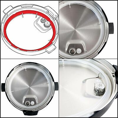 $10.56 • Buy Instant Pot Sealing Ring Clear, 5 Or 6 Quart