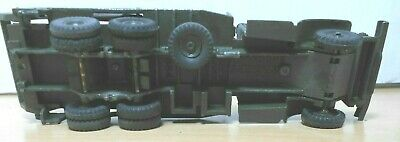 $19.99 • Buy French Dinky # 884 .brockway Military Truck..auction For .11  / 21mm Black Tires