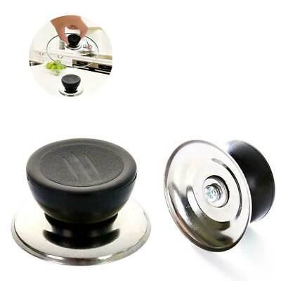 Replacement Knob Handle For Glass Lid Pot Pan Cover Cookware Kitchen Supply UK • 4.40£