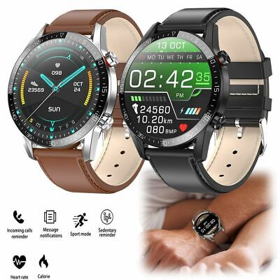 $ CDN56.33 • Buy Bluetooth Sport Smart Watch Heart Rate Monitor For IPhone 7 8 X 11 Pro Max XS XR
