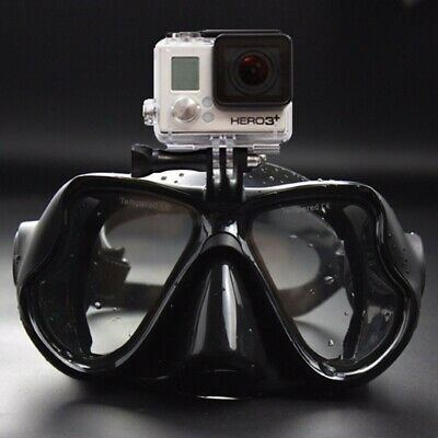 AU26.67 • Buy Professional Underwater Camera Diving Mask Swimming Goggles For GoPro Watersport