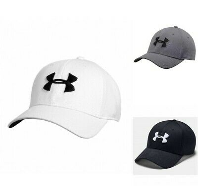 Under Armour Mens Womens Caps Blitzing II Baseball Cap UA Sports Hat • 11.99£