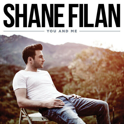Shane Filan - You And Me CD (2013) • 2.54£
