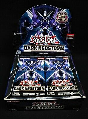 Yu-gi-oh! Sealed Booster Pack - Dark Neostorm (1st Edition) • 2.99£