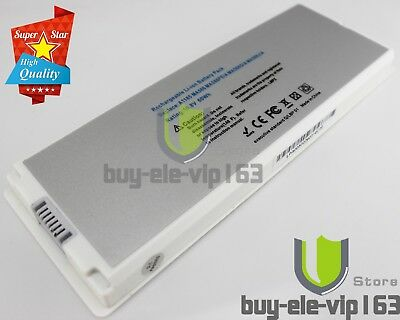 $24.65 • Buy Brand New 59WH Rechargeable Laptop Battery For A1185 A1185 MacBook 13.3  10.8V