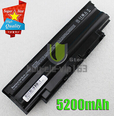 $16 • Buy 5200mAh New Laptop Battery For Dell Inspiron 17R N5010 N7010 04YRJH J1KND